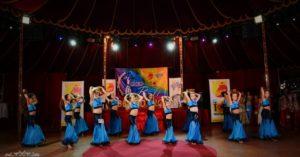 восточный танец дети