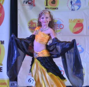 Дети восточный танец живота